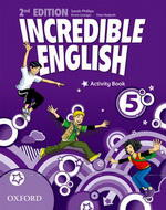 Incredible English 2ed. 5 Activity Book